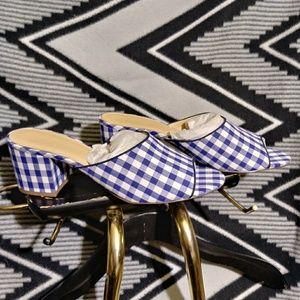 J. Crew summer heels